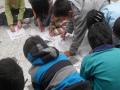 BRIGADA FUNDACIÓN SANVILLE, Grupo juvenil el Morral. Colombia. Marzo 2011