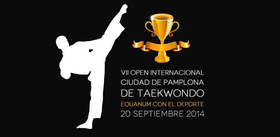 VII Open Ciudad de Pamplona de Taekwondo