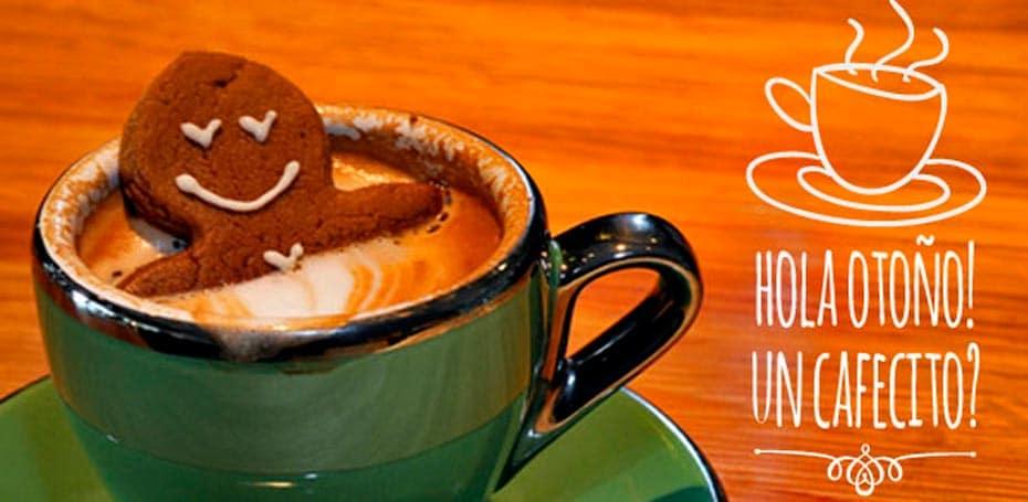 Hola Otoño! Un cafecito? Café comercio justo