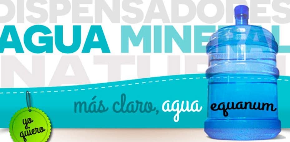 agua mineral, botellon, dispensador, fuente de agua,
