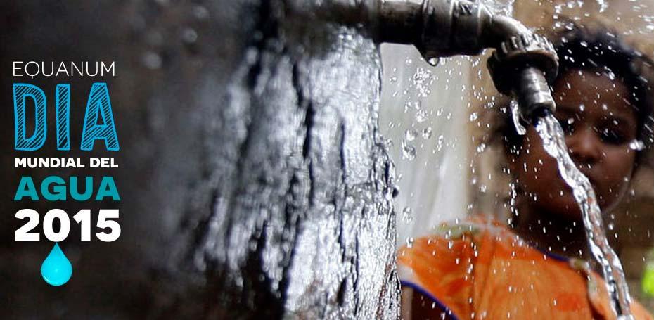 2015 Dia mundial del agua