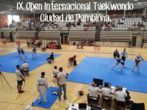 IX Open Internacional Taekwondo Ciudad de Pamplona