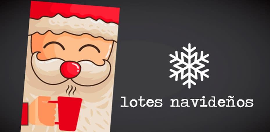 El regalo más solidario para estas Navidades. Lotes Navideños
