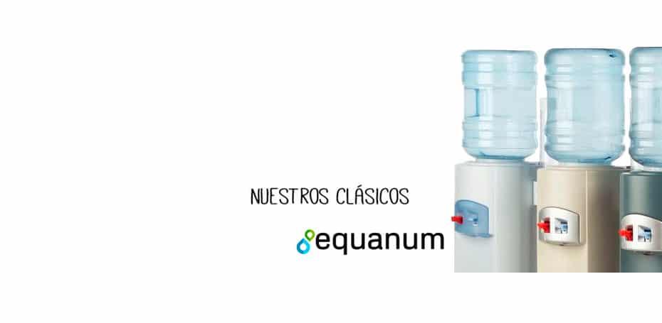 Dispensadores de Agua Mineral Natural. Nuestros clásicos.