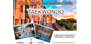 X Open Taekwondo Ciudad de Pamplona