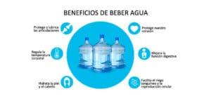 El Agua, sus beneficios y sus propiedades