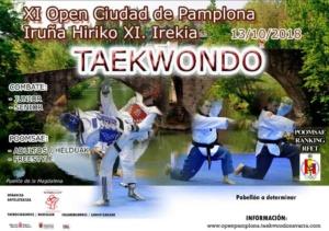 Lee más sobre el artículo XI Open Taekwondo Ciudad de Pamplona