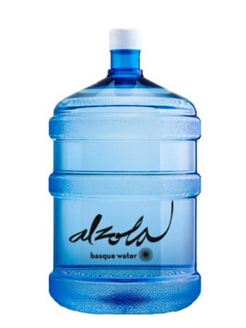 Botellón Agua Mineral Natural Alzola 19L