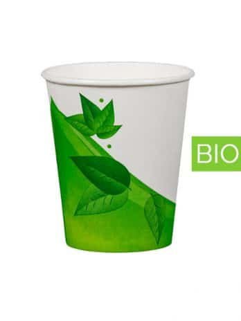 Vaso Papel 100% Compostable & Biodegradable
