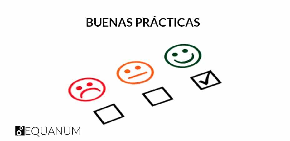 Buenas prácticas. COVID-19
