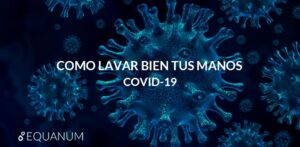 Pasos para lavar manos. COVID-19