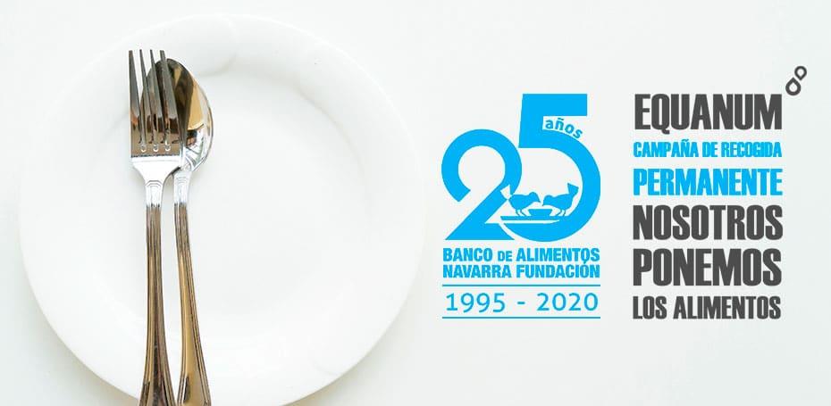 Continuamos con nuestra recogida de alimentos permanente